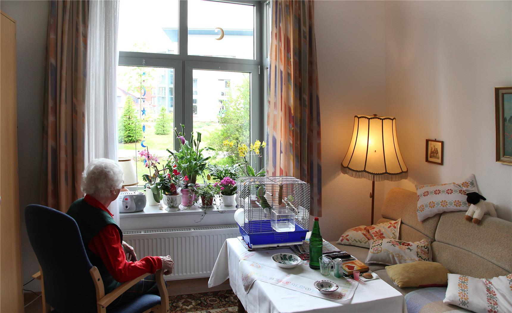 Wohnen und Pflege - Altenpflegeheim St. Josef Fulda